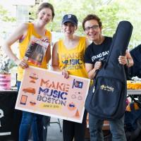 Make Music Boston 2015