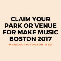 make music boston blog