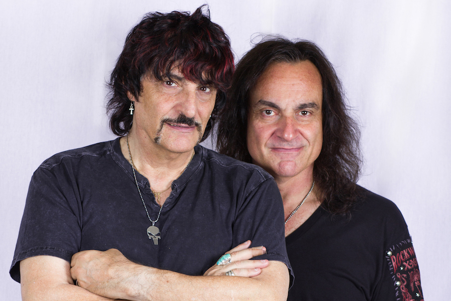 Carmine and Vinny Appice