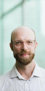 Photo of composer Elliot Cole