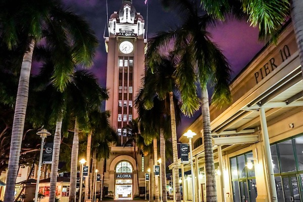 Hawaii's Aloha Tower