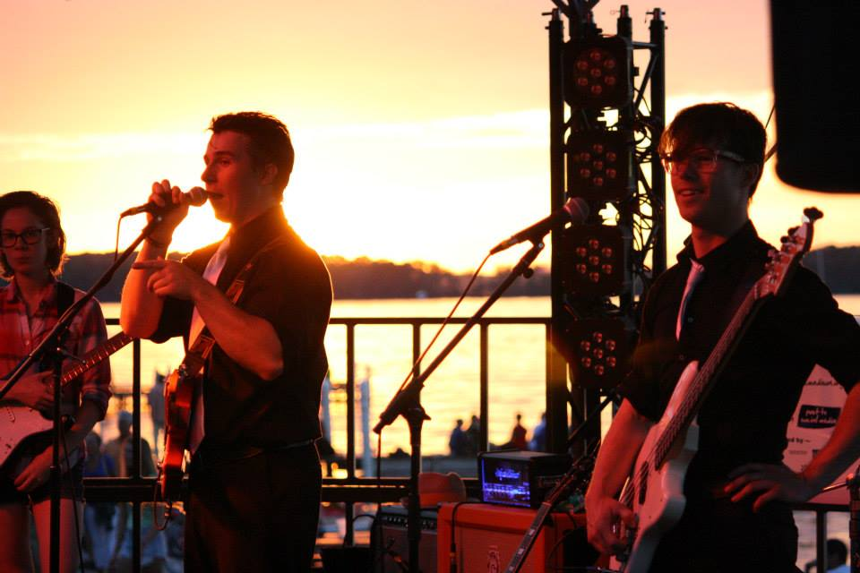 anderson brothers @ memorial union