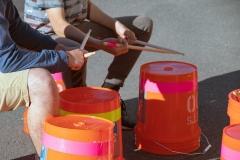 Make-Music-Bethlehem-bucket-drumming