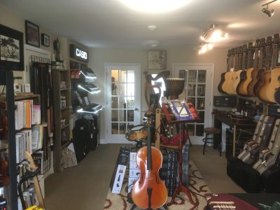 Showroom at Fine Arts at the Mountain