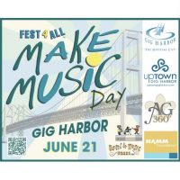 Make Music Gig Harbor