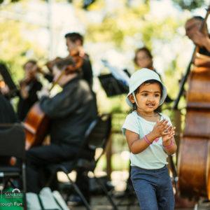 San Jose Chamber Orchestra Everywhere at Saint James Park