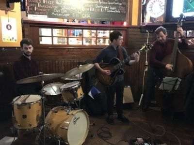 Dan Liparini Trio
