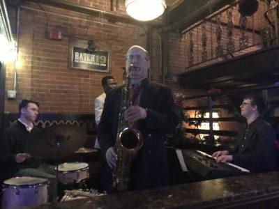 Peter Greenfogel Quartet