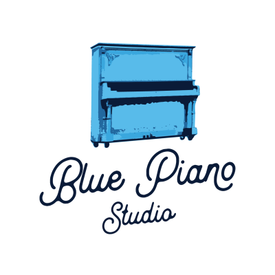 Blue Piano logo